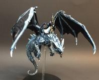 Tzarina Katarin on Ice Dragon