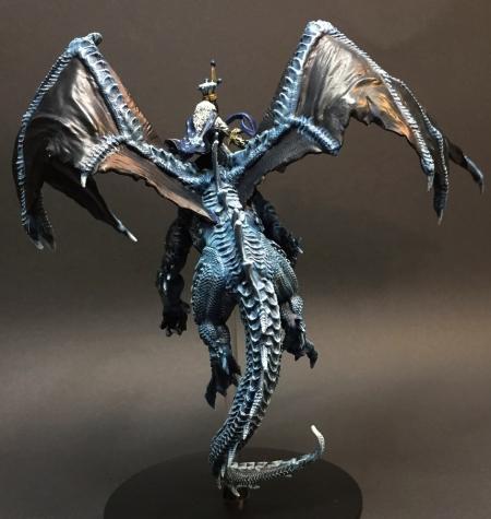Ice Dragon Tail