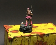 Zombicide Amy conversion