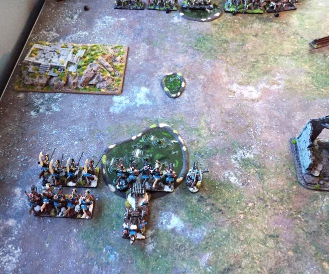 left flank deployment kislev