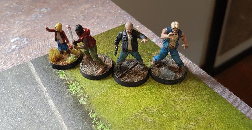 walking dead scavenger gang