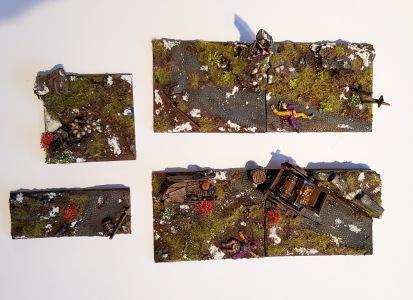 Norscan raid in Ostermark multibases
