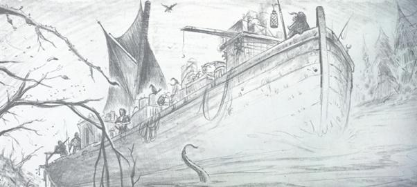 riverbarge