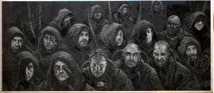 415160-Civilian, Copyright Ffg, Dark Heresy, Priest, Rogue Trader, Scribe
