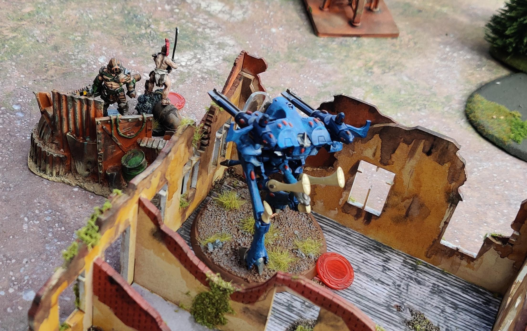 turn 2 - ambushers gutted